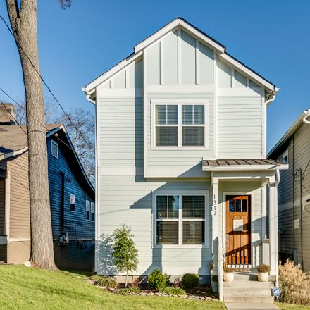Rent this 3 bed house on 1317 Stainback Ave in Nashville, TN