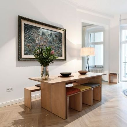 Rent this 4 bed apartment on Sybelstraße 11 in 10629 Berlin, Germany