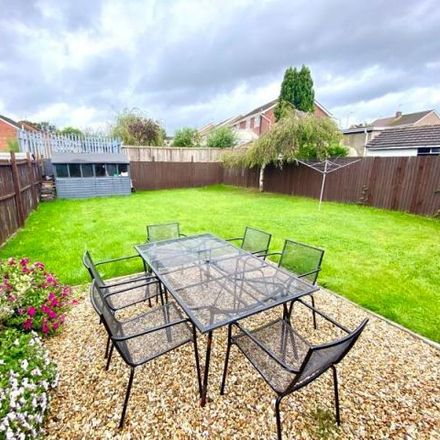Rent this 3 bed house on Merlin Crescent in Bryntirion, CF31 4QW