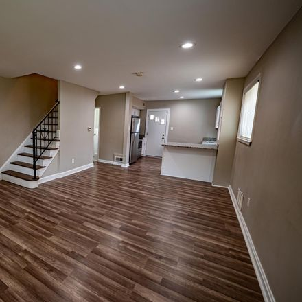 Rent this 3 bed townhouse on 5906 8th Street Northeast in Washington, DC 20011