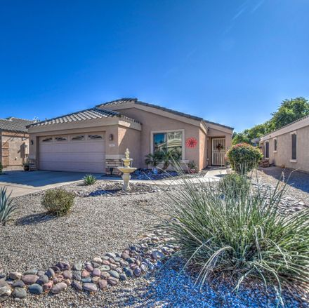 Rent this 3 bed house on E Santana Rd in Mesa, AZ