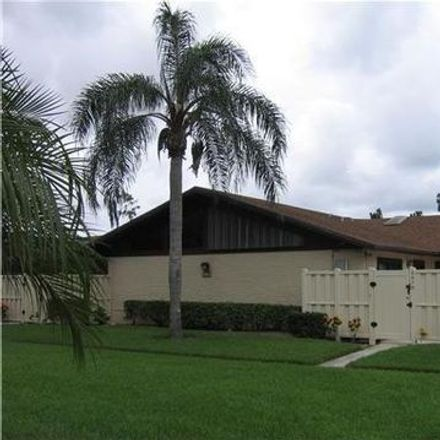 Rent this 3 bed apartment on Hood Road in Palm Beach Gardens, FL 33418