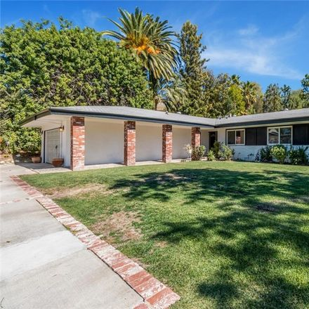 Rent this 4 bed house on Franrivers Ave in Woodland Hills, CA