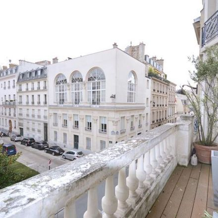 Rent this 3 bed apartment on 34 b Boulevard des Invalides in 75007 Paris, France