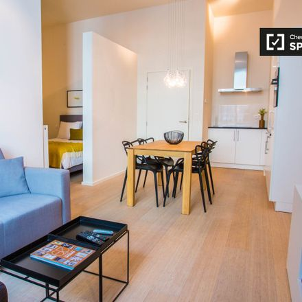 Rent this 0 bed apartment on Sea Grill in Rue du Fossé aux Loups - Wolvengracht 47, 1000 Ville de Bruxelles - Stad Brussel