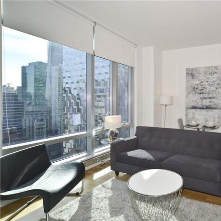 Rent this 1 bed apartment on Times Square in The Centria, 18 West 48th Street