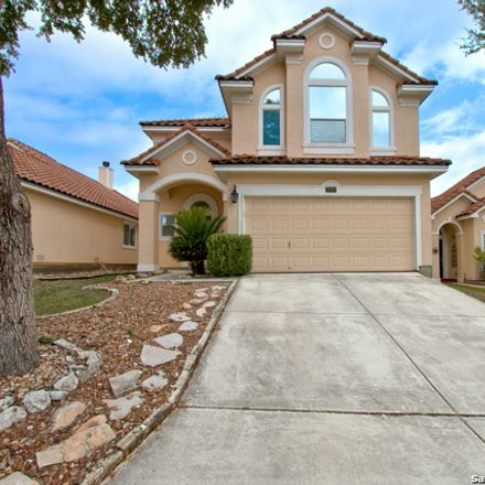 Rent this 3 bed house on Pinnacle Falls in San Antonio, TX