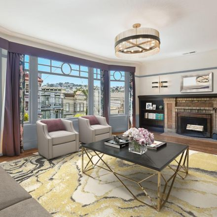 Rent this 2 bed condo on 683 Castro Street in San Francisco, CA 94114