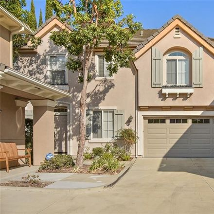 Rent this 3 bed condo on 46 Danbury Lane in Irvine, CA 92618