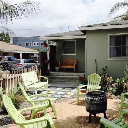 Rent this 1 bed apartment on 2832 East 5th Street in Long Beach, CA 90814
