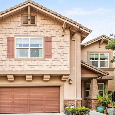 Rent this 2 bed townhouse on Heritage Ct in Campbell, CA
