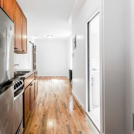 Rent this 0 bed apartment on Optical 88 in 116 Mott Street, New York