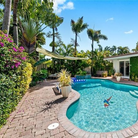 Rent this 3 bed house on Fort Lauderdale in FL, US