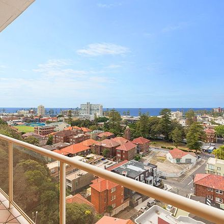 Rent this 2 bed apartment on 18/81 West Esplanade