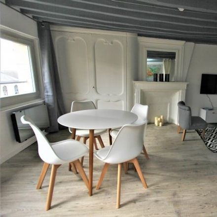 Rent this 1 bed apartment on 62 bis Boulevard de l'Yser in 76000 Rouen, France
