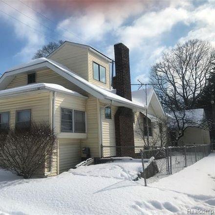 Rent this 3 bed house on 25 Wisner Street in Pontiac, MI 48342