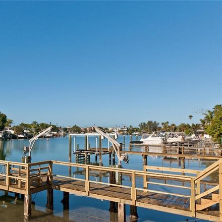 Rent this 5 bed house on 356 South Tessier Drive in St. Pete Beach, FL 33706