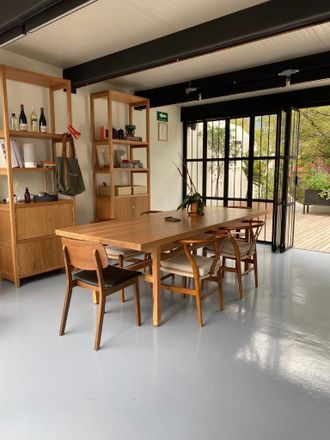 Rent this 0 bed apartment on Lavanderia Planchado in Calle Londres, Juárez