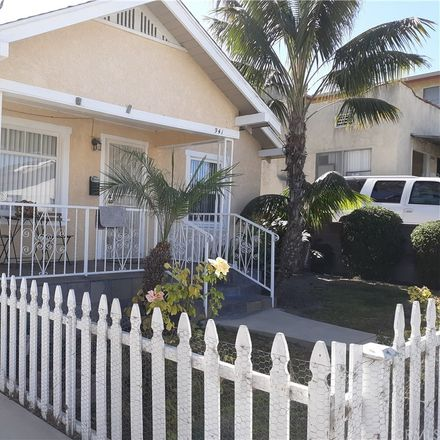 Rent this 3 bed house on 941 West 18th Street in Los Angeles, CA 90731
