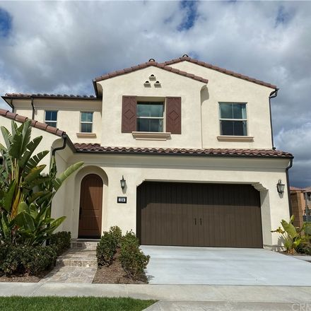 Rent this 4 bed house on Imagination Trail in Irvine, CA 92520