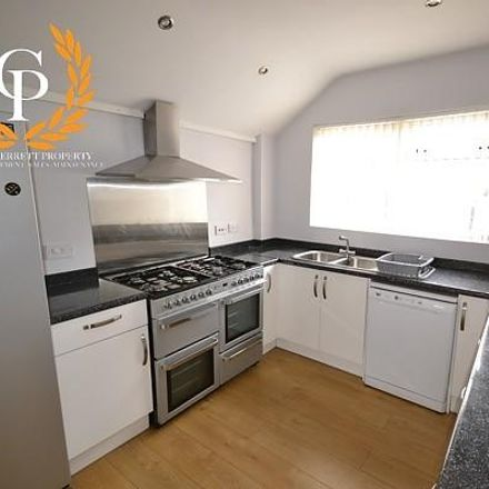 Rent this 7 bed house on Harcourt Street in Swansea SA1 6JF, United Kingdom
