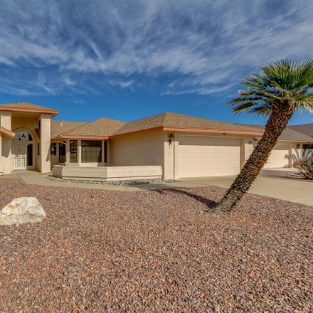 Rent this 2 bed house on 19802 North 146th Drive in Sun City Grand, AZ 85375