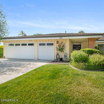 Rent this 4 bed house on 360 Queensbury Street in Thousand Oaks, CA 91360