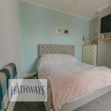 Rent this 3 bed house on Talywain Rugby Football Club in Emlyn Road, Varteg NP4 7QZ