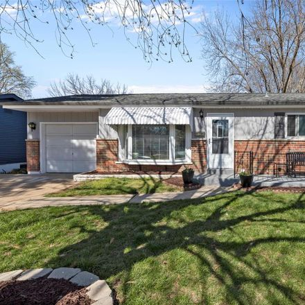 Rent this 3 bed house on 527 Lynn Haven Lane in Hazelwood, MO 63042