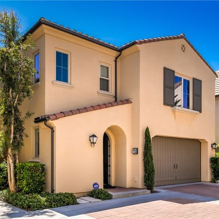 Rent this 3 bed house on 72 Cherry Tree in Irvine, CA 92620