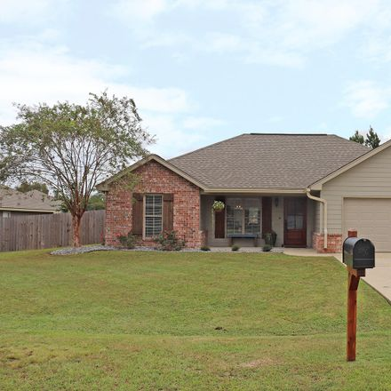 Rent this 3 bed house on 238 Collins Road in Petal, MS 39465