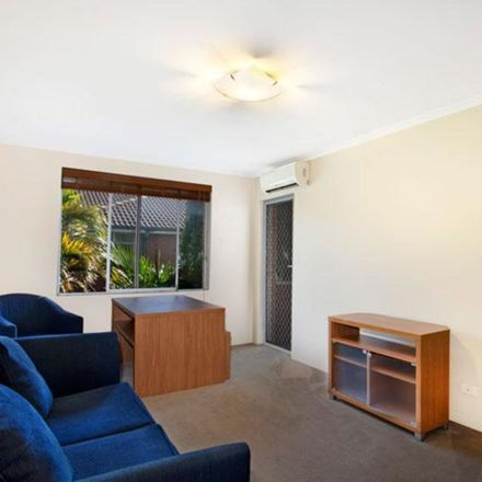 Rent this 1 bed apartment on 8/68 Sloane Street