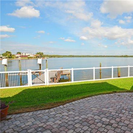 Rent this 4 bed house on 491 Bath Club Boulevard North in North Redington Beach, FL 33708