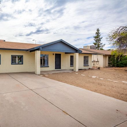 Rent this 3 bed house on 1129 West Donner Drive in Tempe, AZ 85282