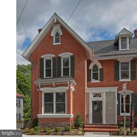 Rent this 1 bed apartment on 106 East State Street in Doylestown, PA 18901