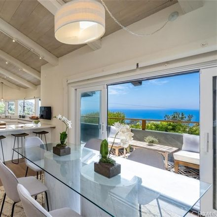 Rent this 4 bed house on 22165 Paseo del Sur in Laguna Beach, CA 92651