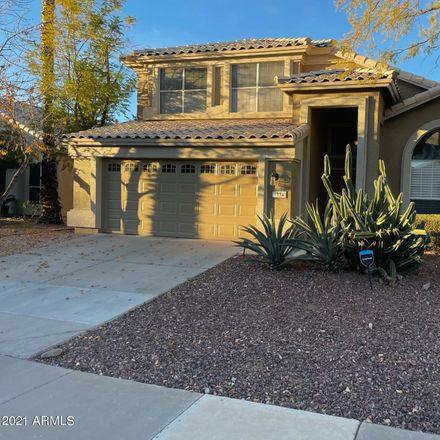 Rent this 4 bed house on 9334 East Pershing Avenue in Scottsdale, AZ 85260