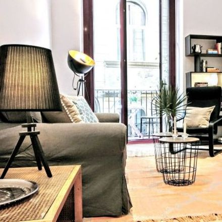 Rent this 6 bed apartment on Carrer Sant Pau in 10, 08001 Barcelona