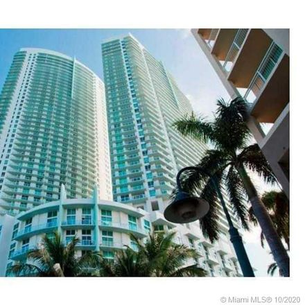 Rent this 2 bed apartment on 1900 North Bayshore Drive in Miami, FL 33132