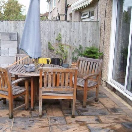 Rent this 1 bed room on Beaumont Avenue in London HA2 7AT, United Kingdom
