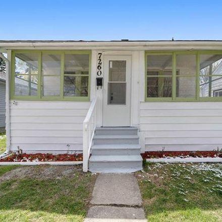 Rent this 2 bed house on 7260 Meadow Avenue in Warren, MI 48091