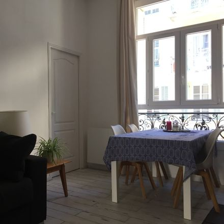 Rent this 2 bed room on 4 Rue d'Autun in 06000 Nice, France