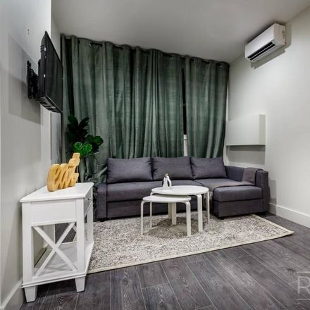 Rent this 1 bed apartment on 481 Hicks Street in New York, NY 11231