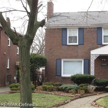 Rent this 3 bed house on 16903 Stansbury St in Detroit, MI