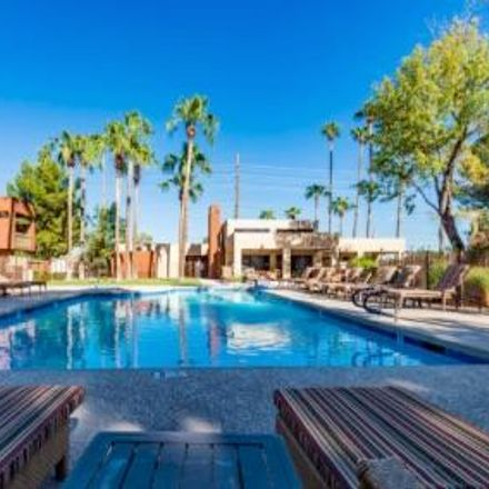 Rent this 2 bed apartment on 3600 North Hayden Road in Scottsdale, AZ 85251