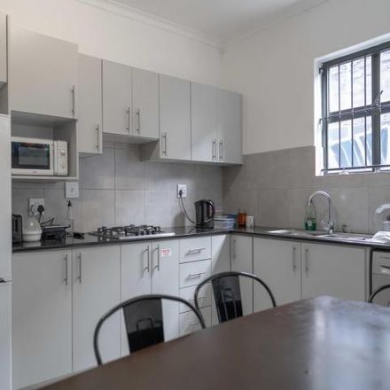 Rent this 6 bed apartment on 3 Malleson Road in Mowbray, Cape Town