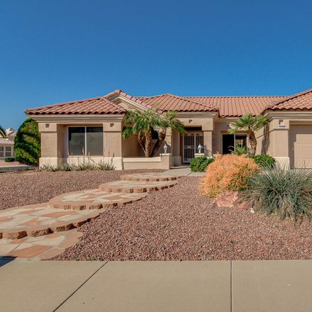Rent this 2 bed house on North Las Brizas Lane in Sun City West, AZ 85375