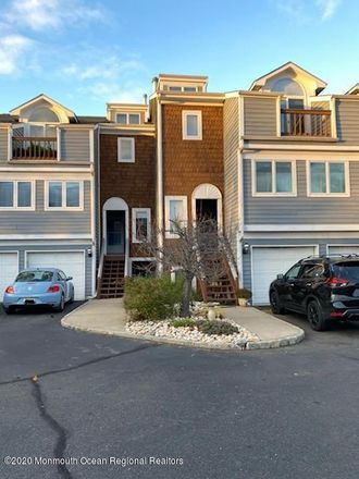 Rent this 3 bed condo on 135 1st Street in Keyport, NJ 07735