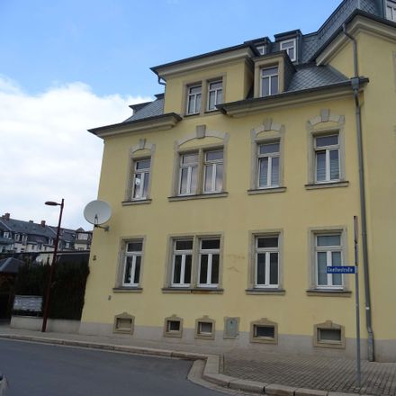 Rent this 1 bed apartment on Goethestraße 5 in 01705 Freital, Germany
