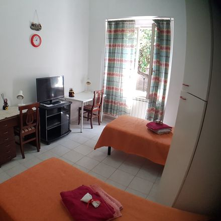 Rent this 3 bed room on Via dei Bentivoglio in 4, 00163 Roma RM